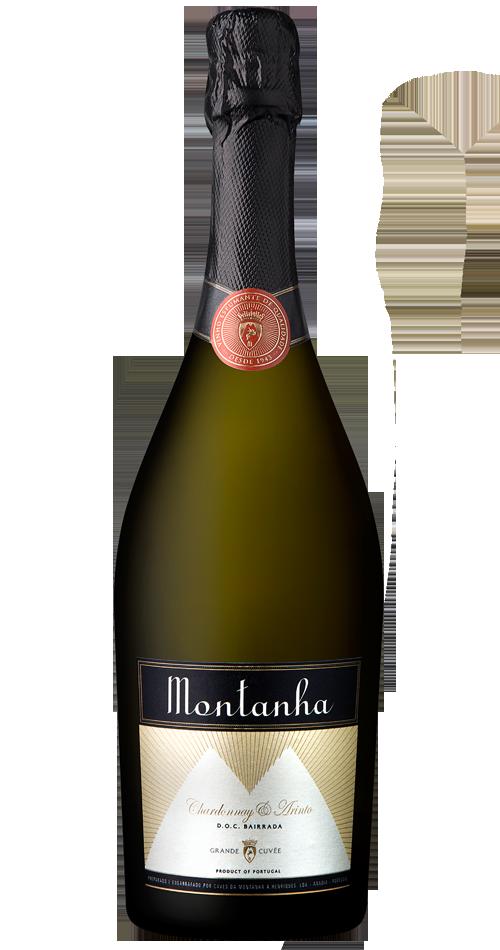 Montanha Chardonnay&Arinto Grande Cuvée 2010 Branco Bruto