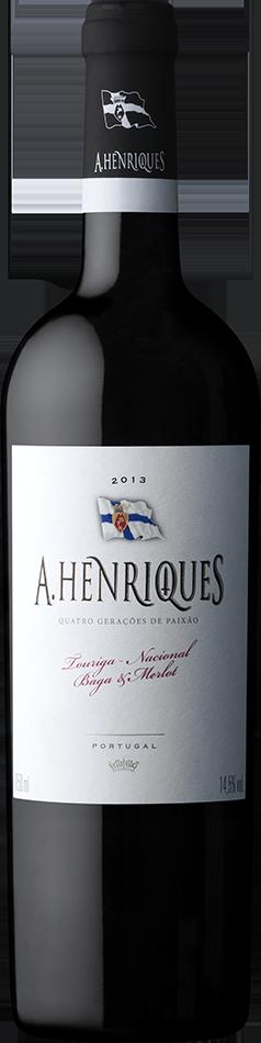 A. Henriques Touriga Nacional & Baga & Merlot 2015 Tinto